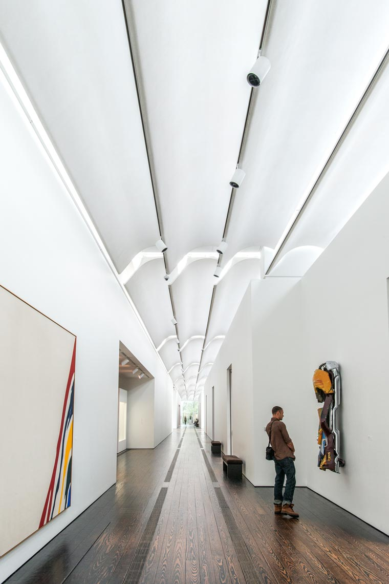 The Menil Collection in Houston,TX